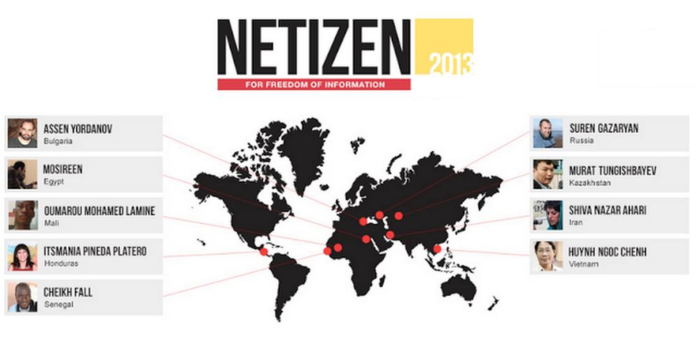 Netizen 2013