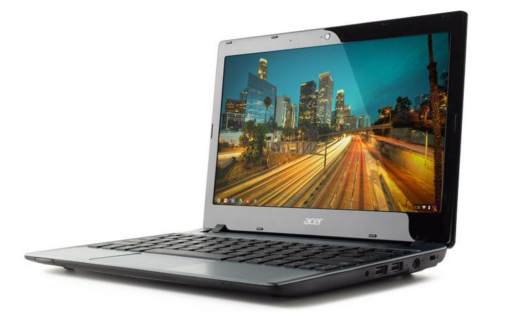 New Acer Chromebook