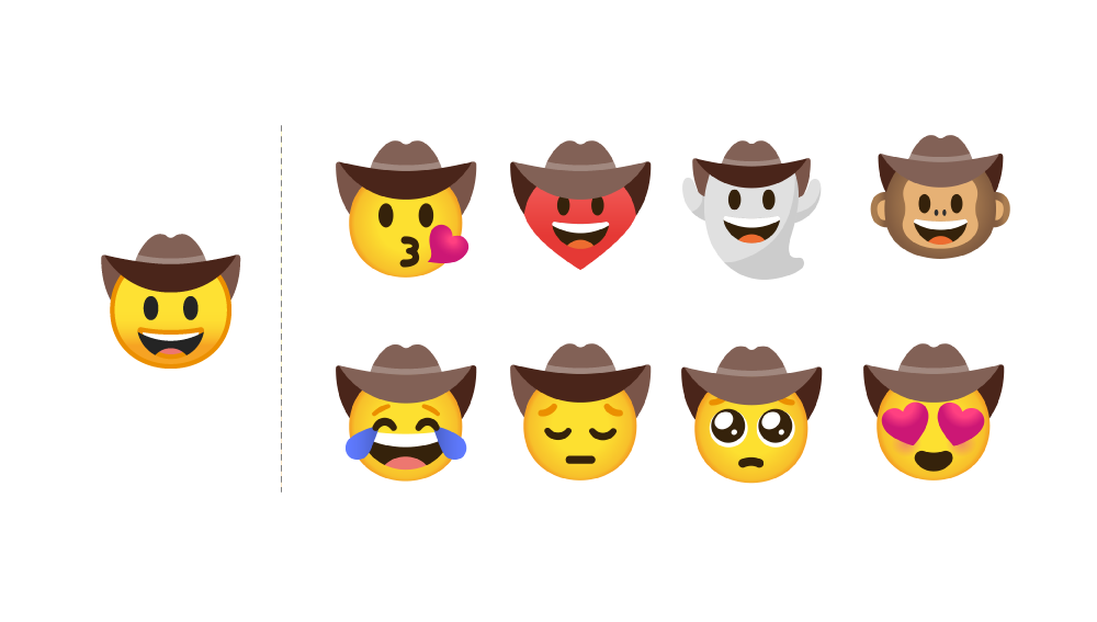 Feeling all the feels? There's an emoji sticker for that.