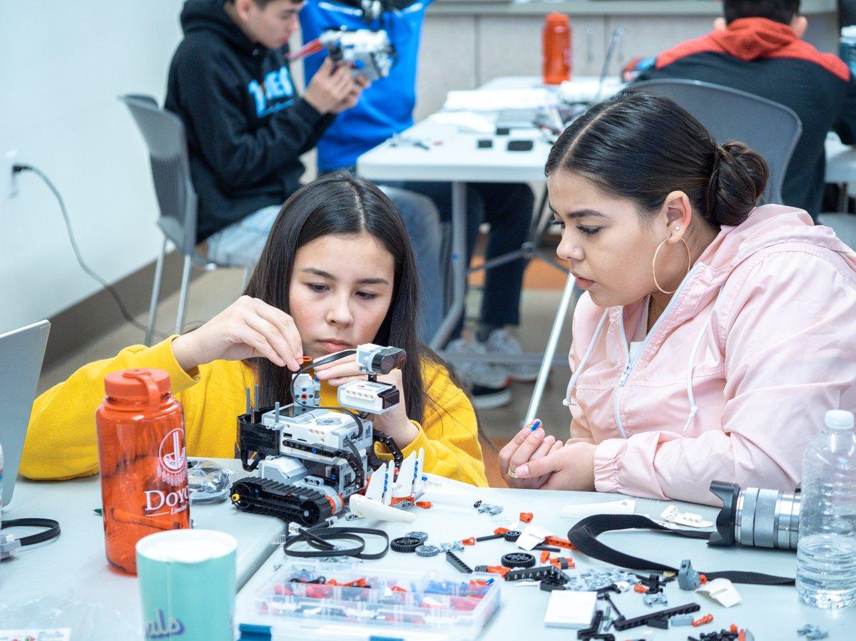 Robotics in Alaska