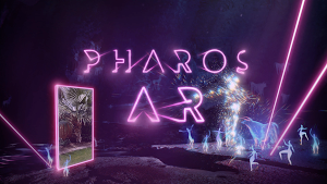 The AR portal into the PHAROS AR app.