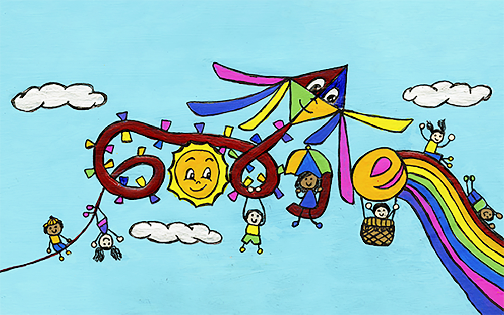 Doodle for Google, Puerto Rico