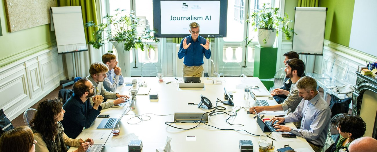Why newsrooms should pay attention to AI
