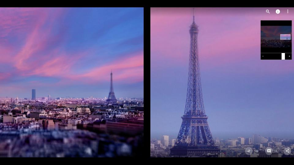 Paris full and zoom