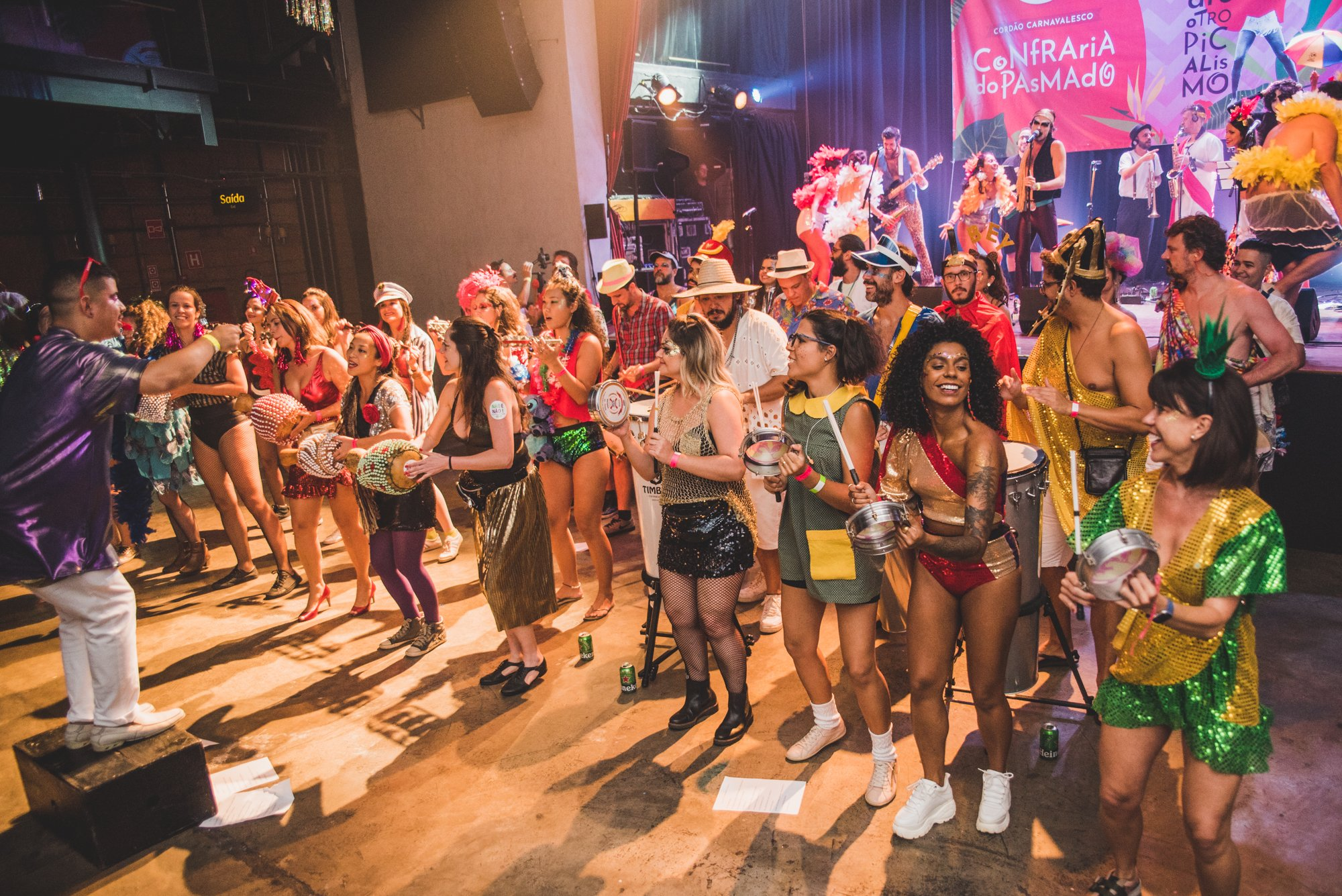 How one Googler creates more than music at Carnival