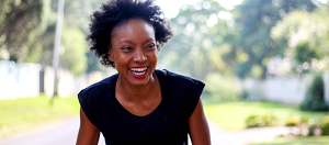Zanele Hlatshwayo, a Googler who runs ultramarathons