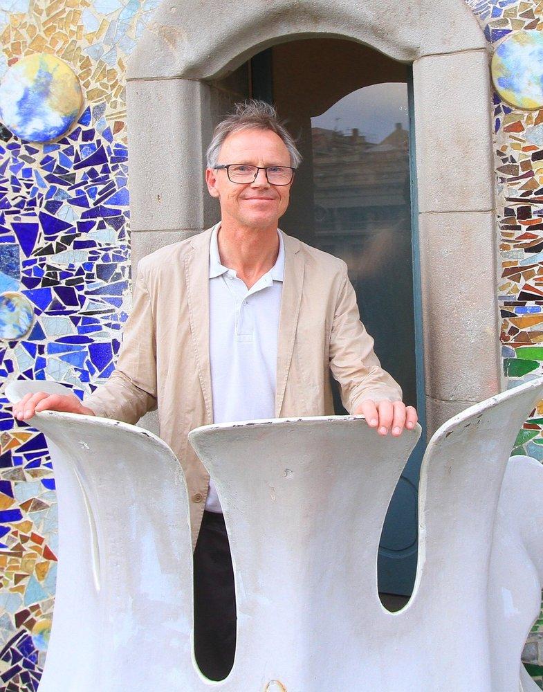 Klimt expert Dr. Franz Smola