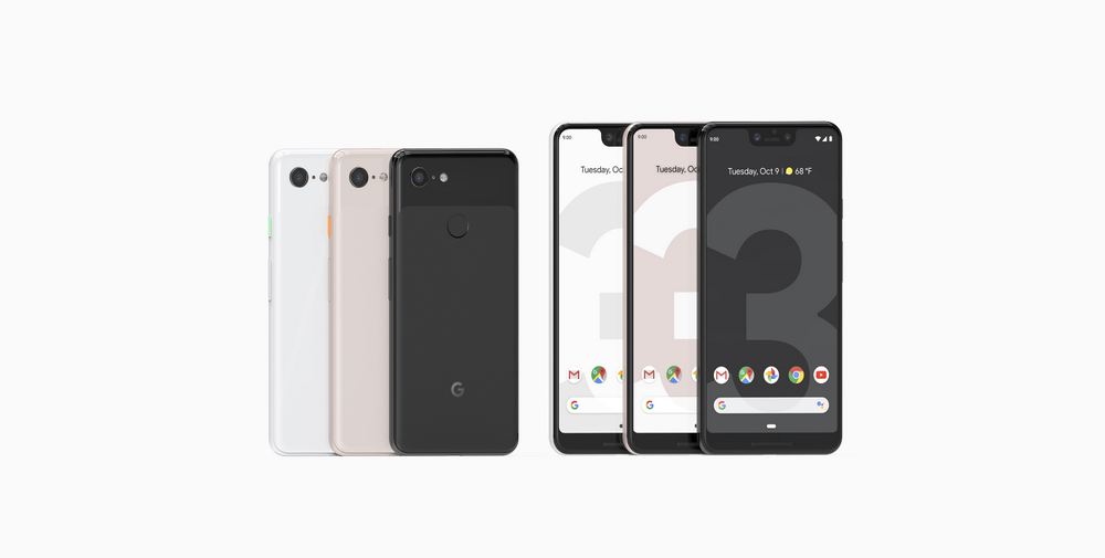Google Pixel 3: Make every day more extraordinary