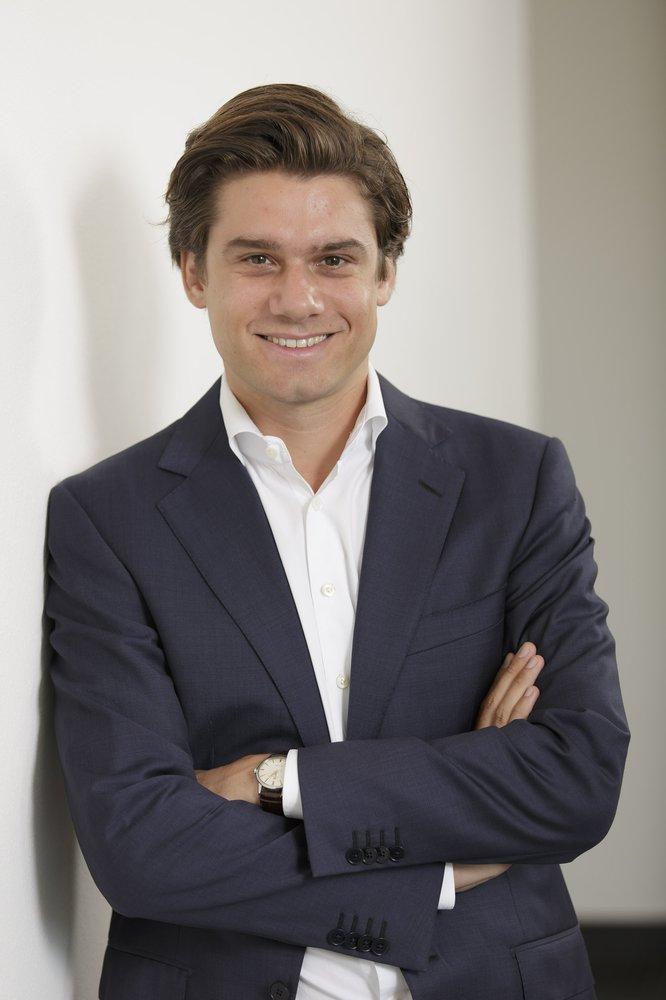 Porträtfoto von Christoph Richtsteig, Head of Android Platform Partnerships, DACH
