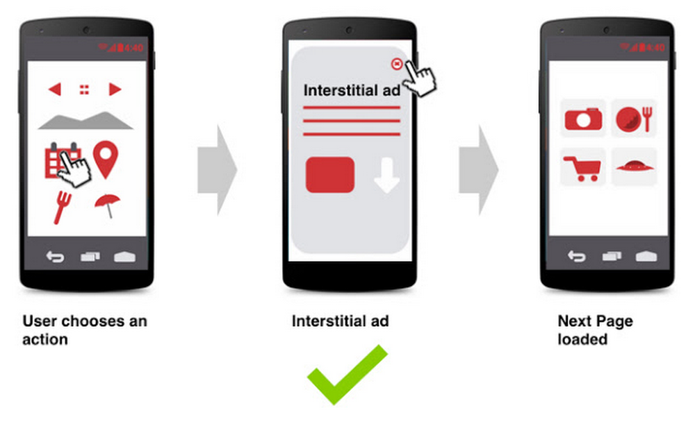 Preloading Interstitial Ads 2