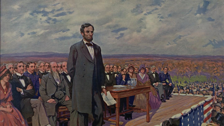 president lincolns speech - HD1440×810
