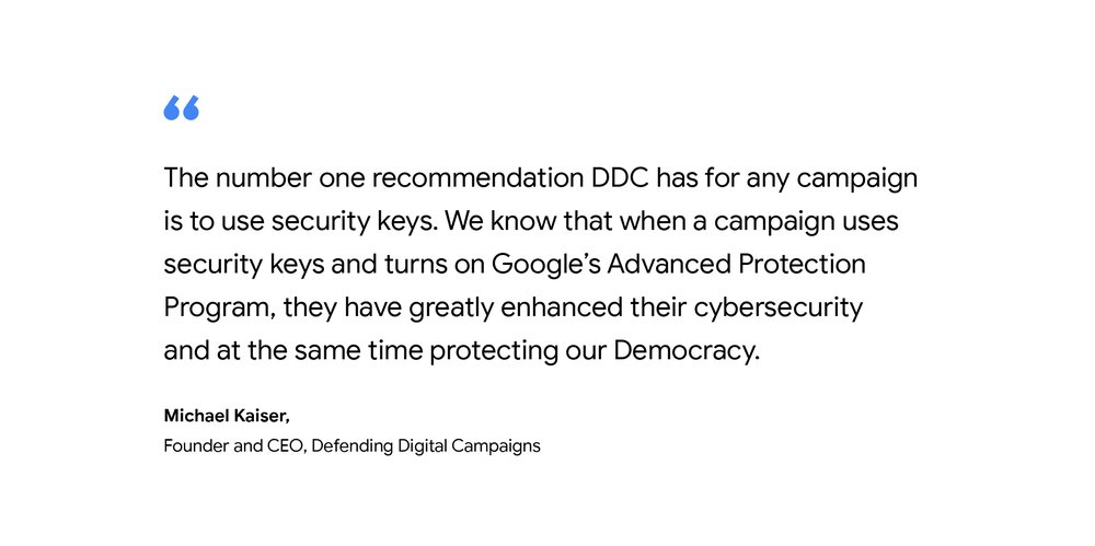 quote from Michael Kaiser, DDC