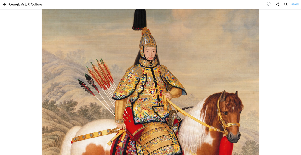Qianlong Emperor