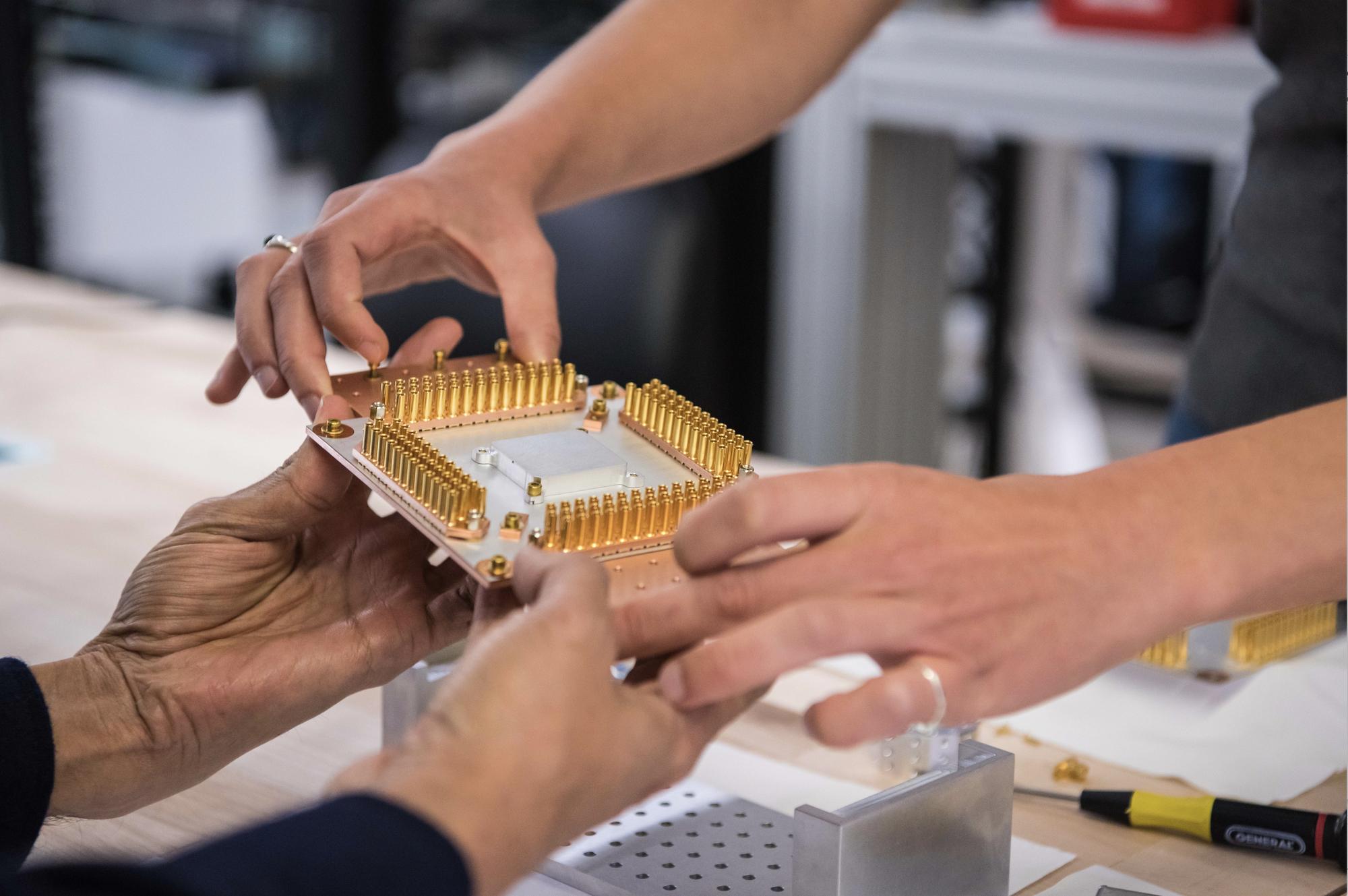 What our quantum computing milestone means