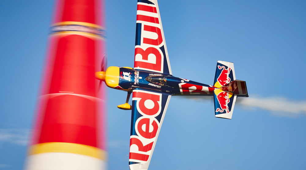 Red Bull Air Race LIVE VR on Daydream