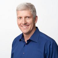 Rick Osterloh headshot