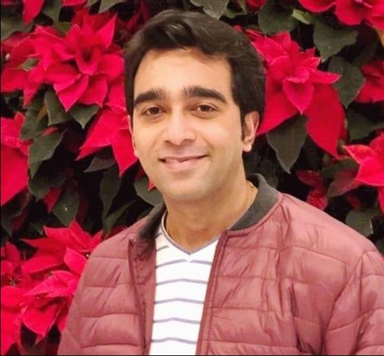Headshot of Sagar Kewalramani