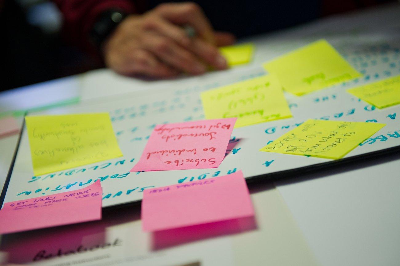 Our Startups Lab will coach aspiring news entrepreneurs