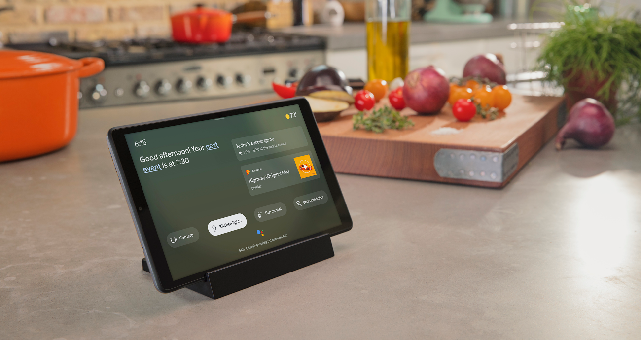 The Google Assistant comes to more devices at home