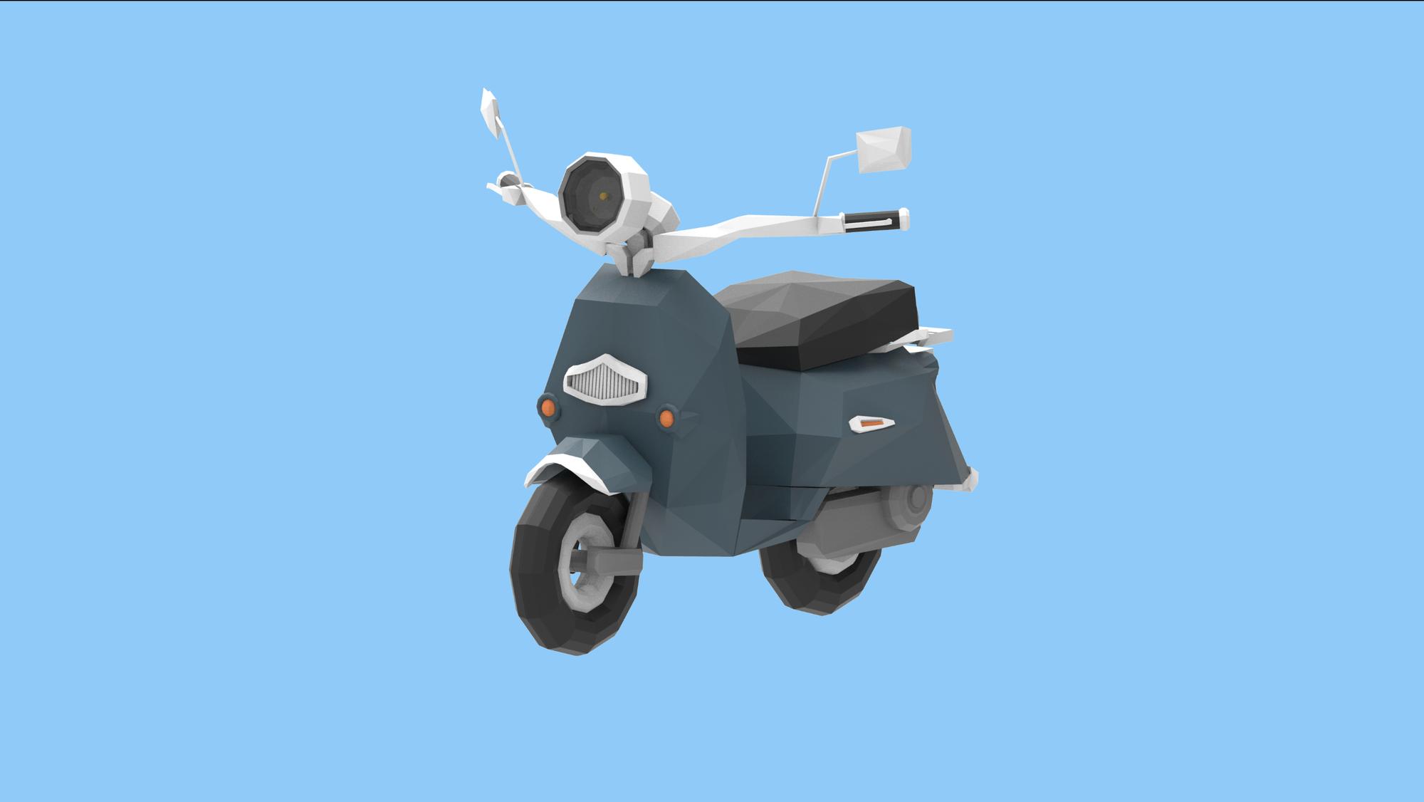 BlocksScooter