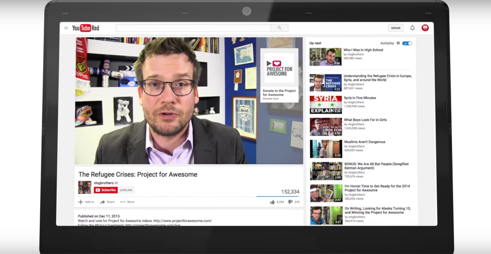 Introducing new donation tool on YouTube benefiting nonprofits