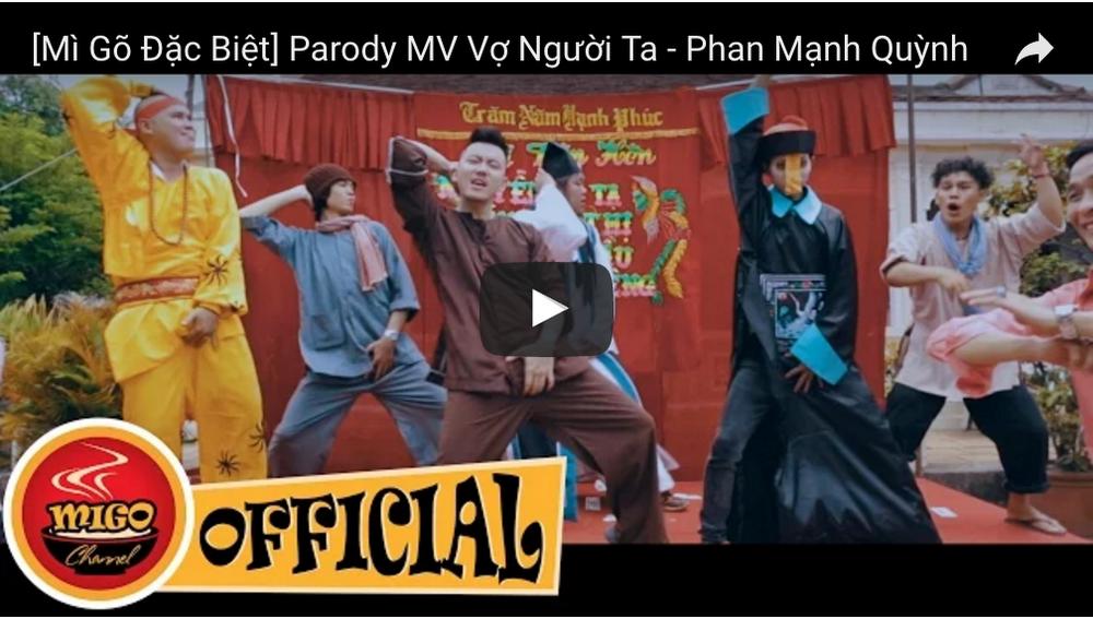 [Mì Gõ Đặc Biệt] Parody MV Vợ Người Ta - Phan Mạnh Quỳnh