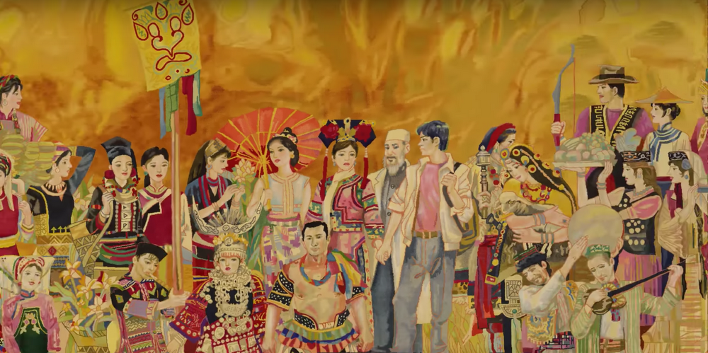 The Art of Chinese Crafts on Google Arts & Culture