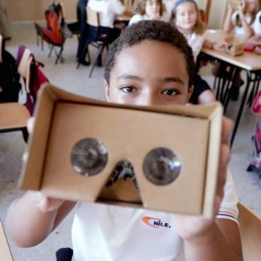 Google Expeditions Spain