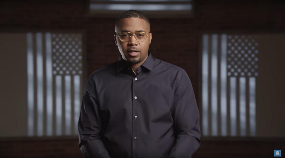 Celebrating Black History with Nas #GoogleArts #BHM