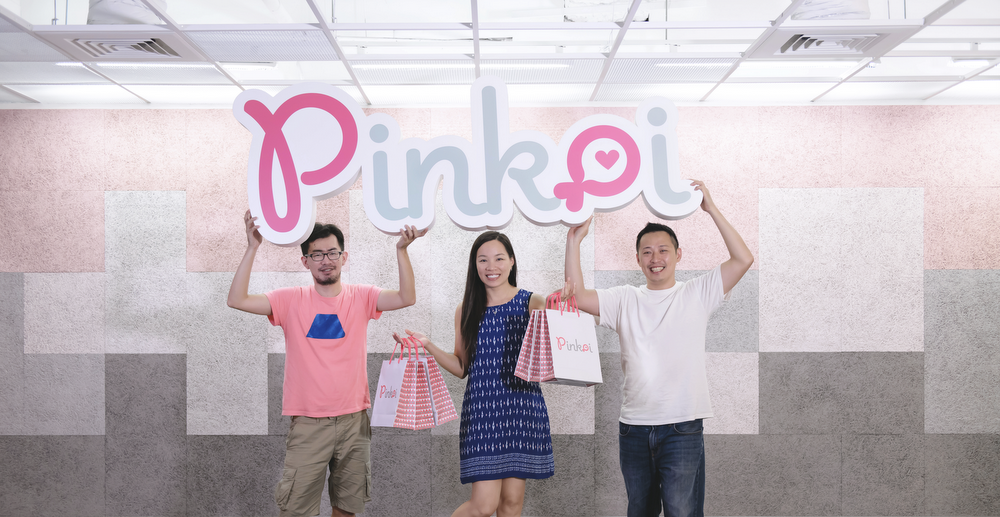 Pinkoi: Sharing love for local craft in a global marketplace