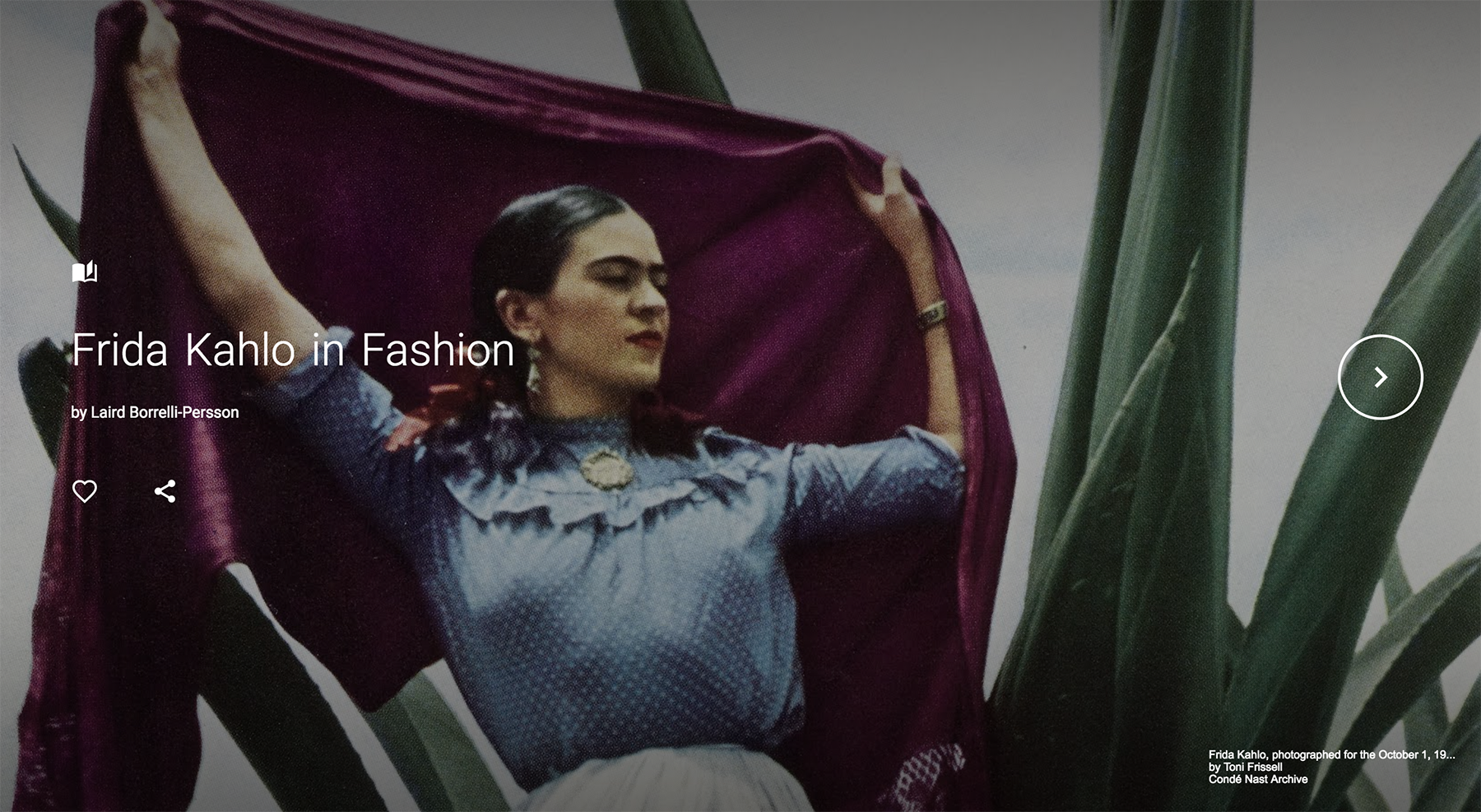 Faces of Frida: a digital retrospective on Google Arts & Culture