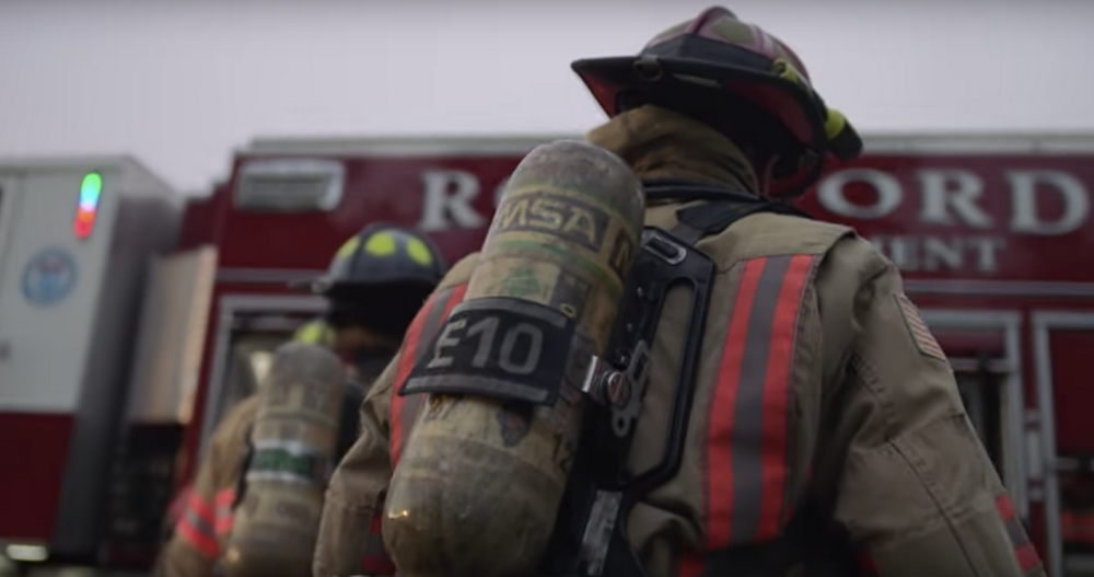 A passion for roasting coffee enables a firefighter to help fellow first responders