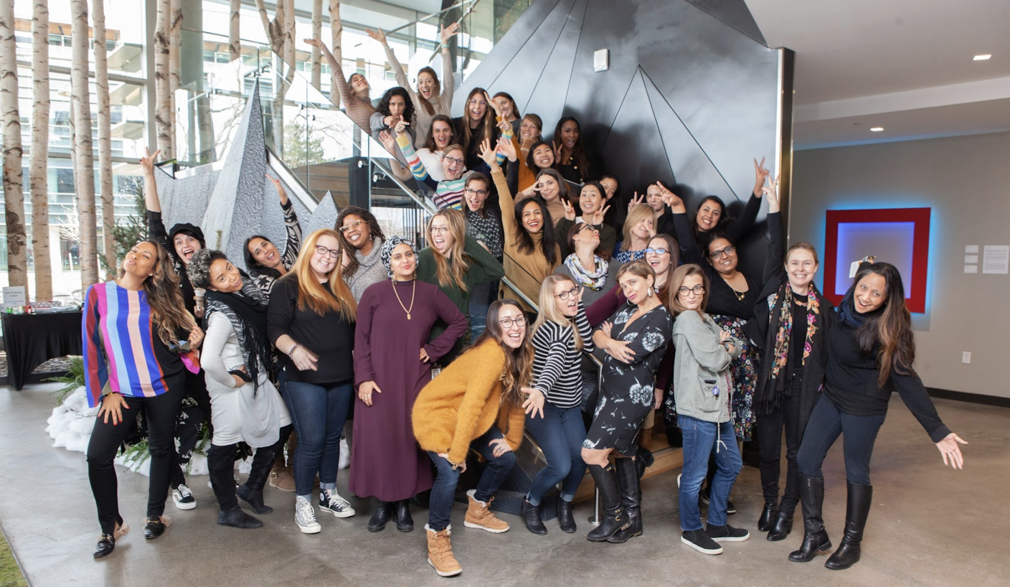 A look into one woman's job at Google: opening doors for other women