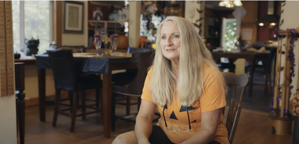A video about Google Maps Local Guide Kimbra Kasch, who explores and reviews haunted houses