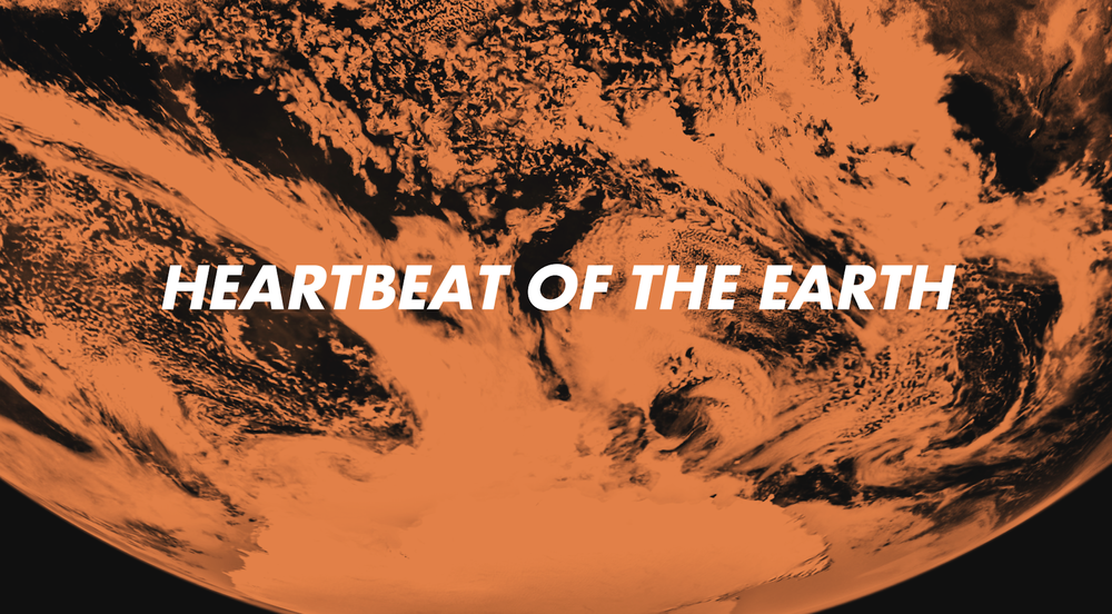 Heartbeat of the Earth: interpreting our planet's data