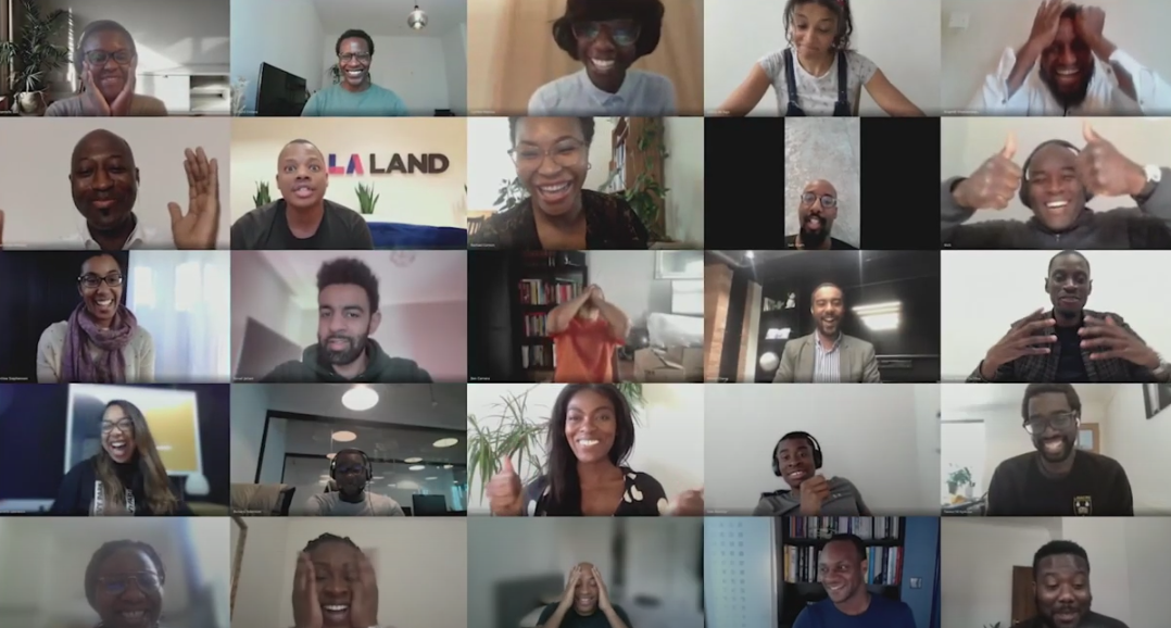 Black Founders Fund announcement