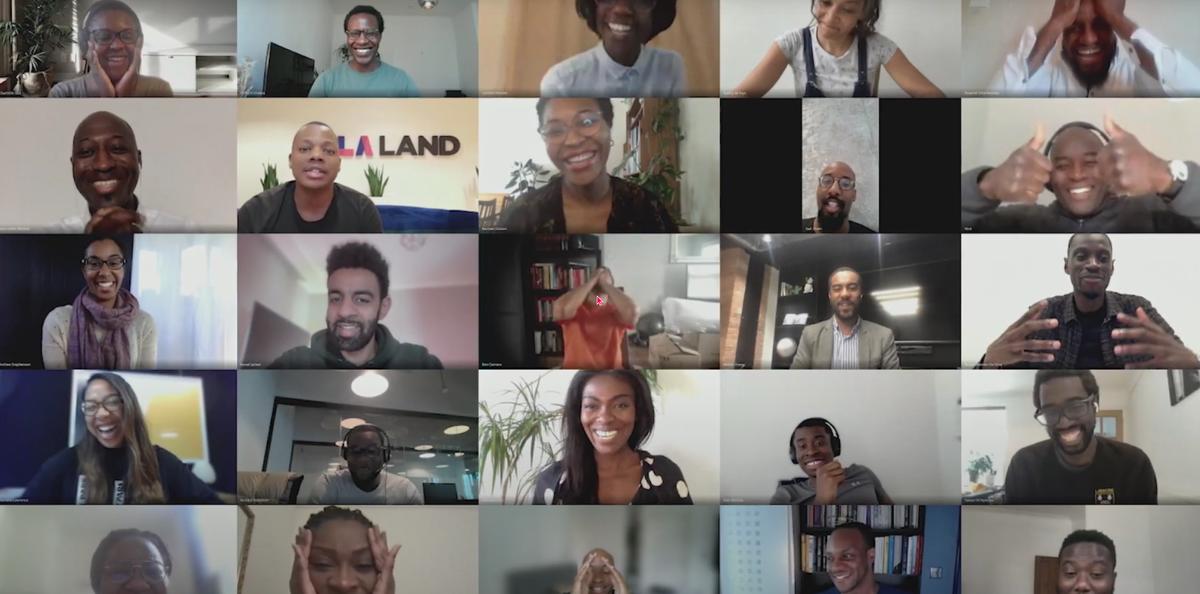 Blcak Founder Funds Europe Screenshot