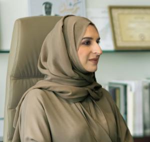 Hala Badri, Director General of Dubai Culture & Arts Authority