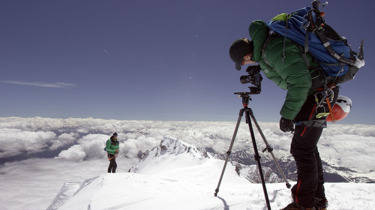 Reach new heights with Street View of Mont Blanc in Google Maps