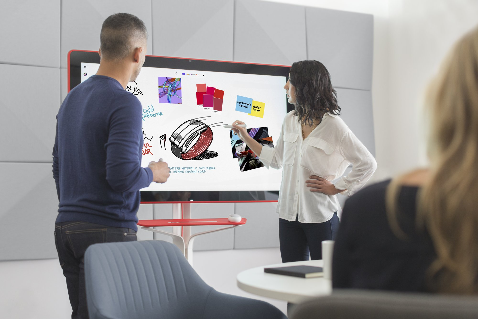 Google Jamboard Sets the Collaboration Bar High at InfoComm 2017
