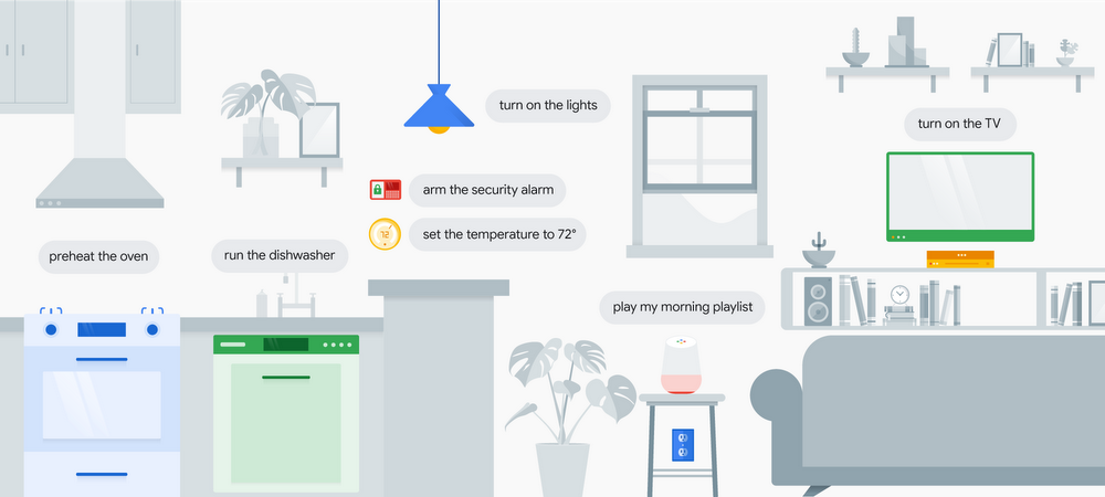 Meet the bilingual Google Assistant with new smart home devices