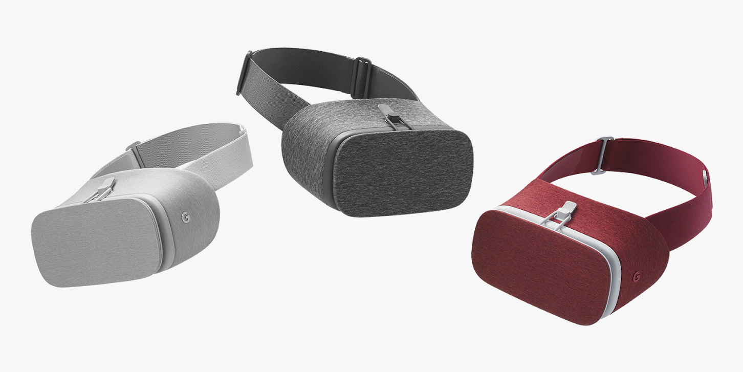 Daydream View colors