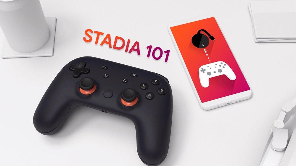 Stadia arrives on November 19