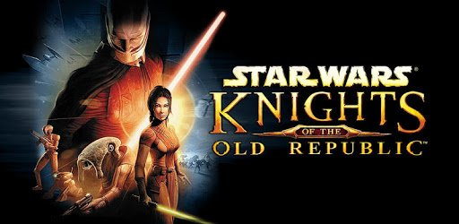 A promotional image from Star Wars: Knights of the Old Republic