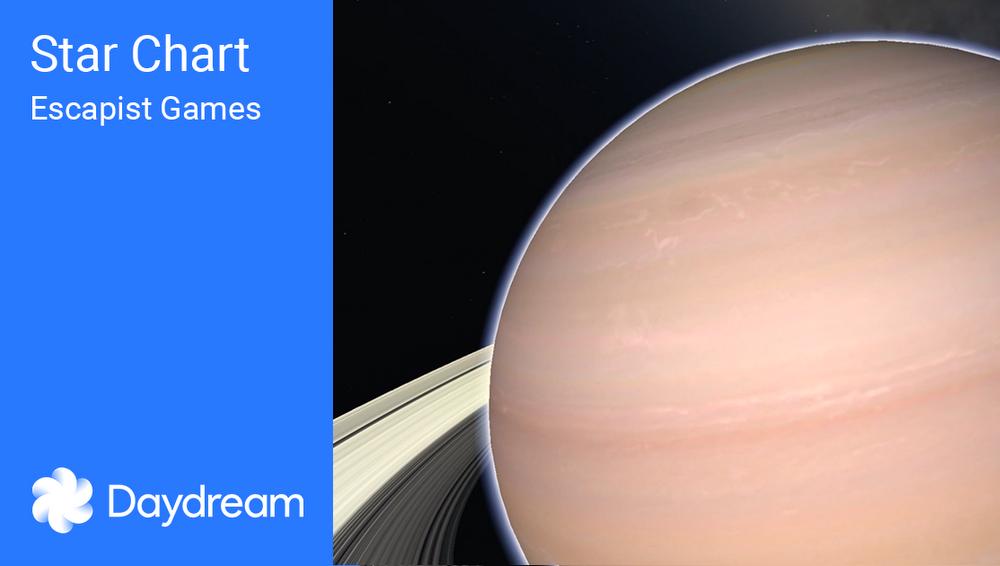 Star Chart VR on Daydream