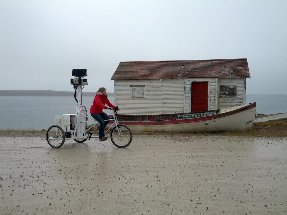Street View Trike