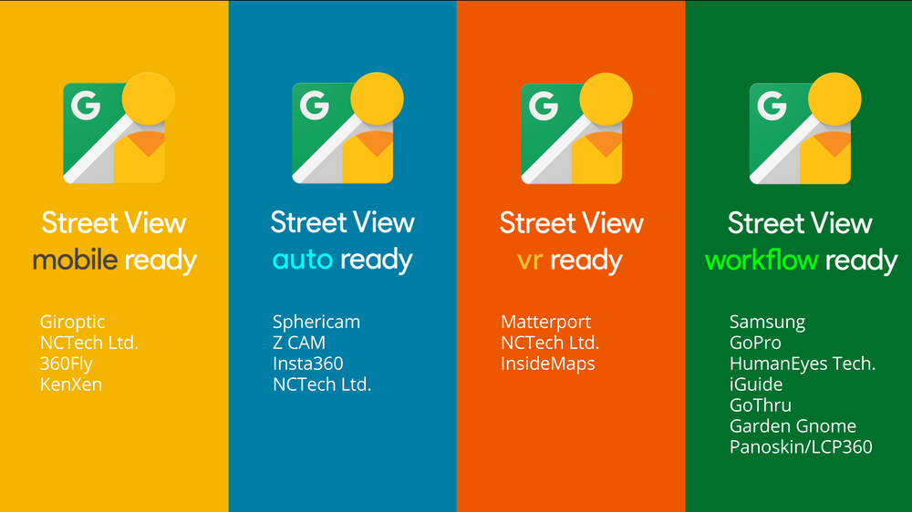 Street View Ready Partners
