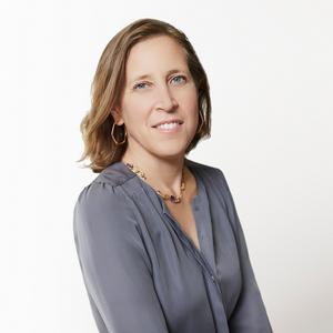 Susan Wojcicki headshot