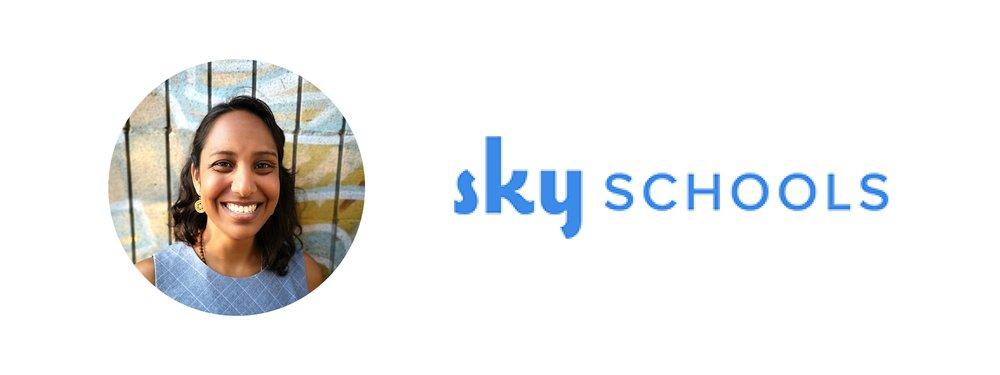 A photo of Susan Ramsundarsingh of SKY Schools