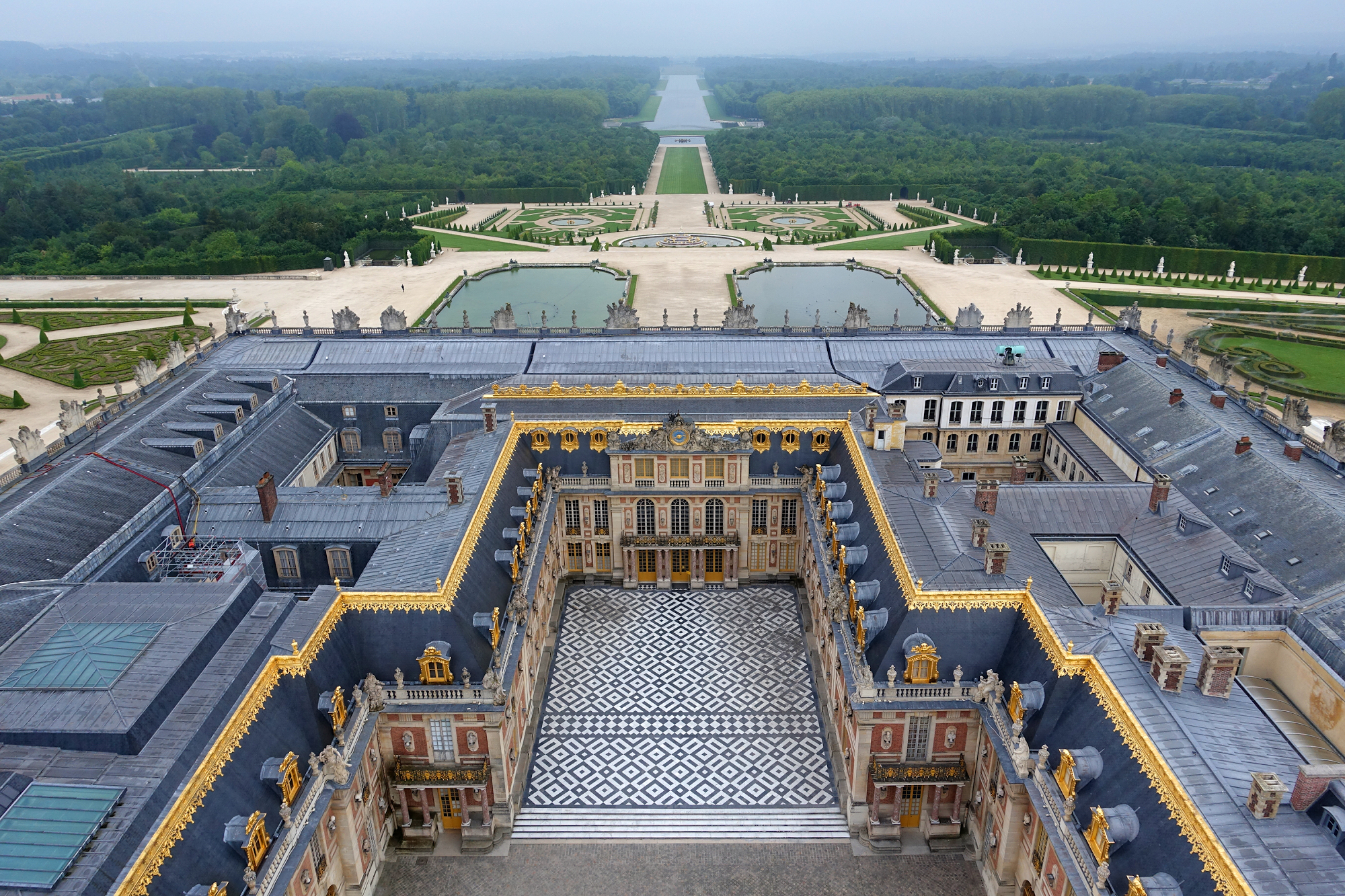 Make the Palace of Versailles yours on Google Arts & Culture
